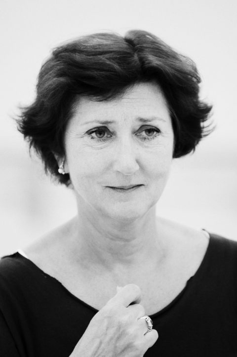 Tänzerin und Choreografin Jane Elliott