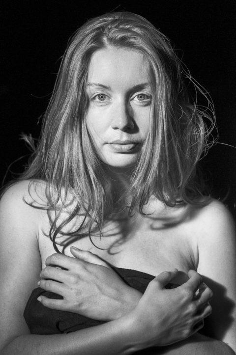 Schauspielerin Leoni Beckenbach