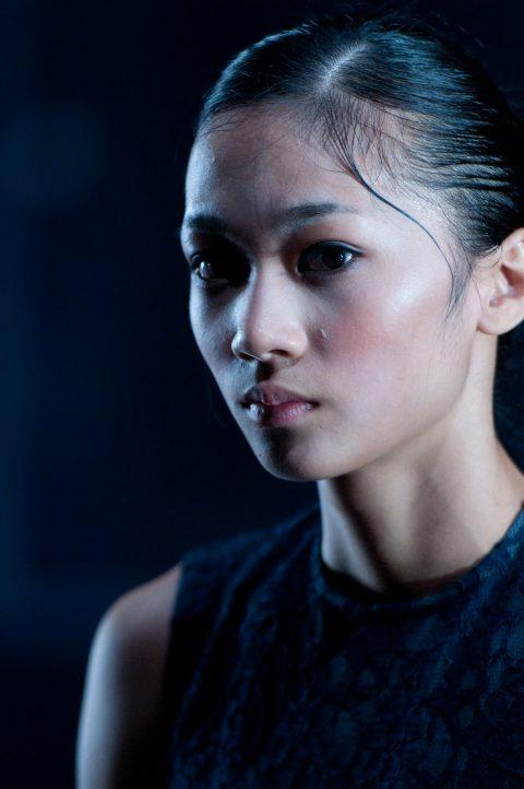 Tänzerin Meng-Ke Wu