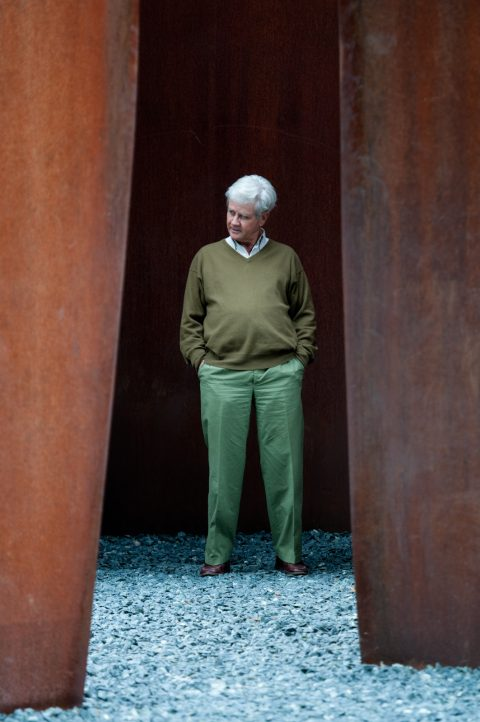 Schauspieler Andreas Seyferth ist der Leiter des Theaters Viel Lärm um Nichts in München