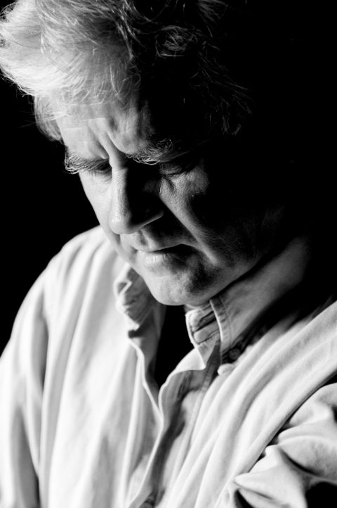 Schauspieler Andreas Seyferth ist Leiter vom Theater Viel Lärm um Nichts in München