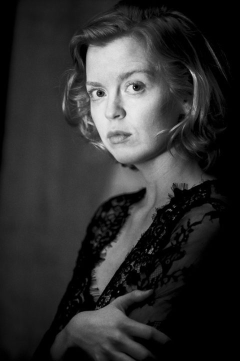 Tänzerin Paulina Porwollik