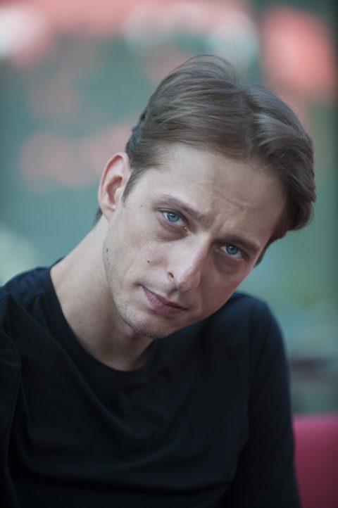 Schauspieler Johannes Berg